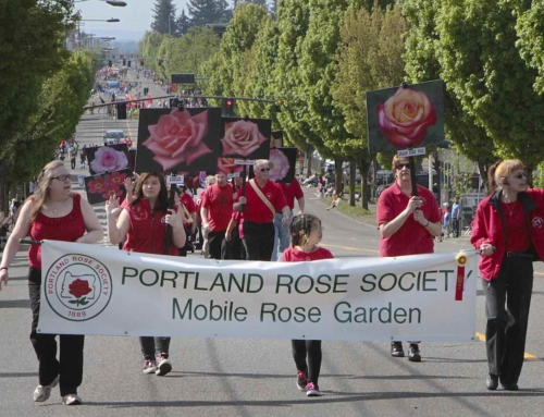 82nd Avenue of Roses Parade Set for April 30