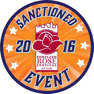 A 2016 Rose Festival Sanctioned Event