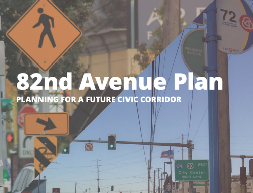 82nd Avenue Plan – Draft Available for Review