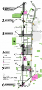 Urban Design sketch
