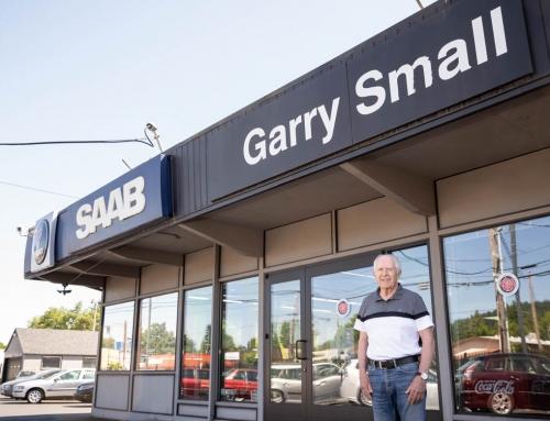 Member Spotlight: Garry Small Saab