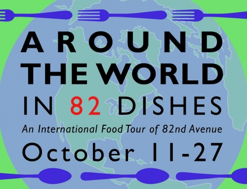 Mark Your Calendars for 'Around The World In 82 Dishes'