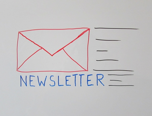 Sign up for our bi-monthly Newsletter