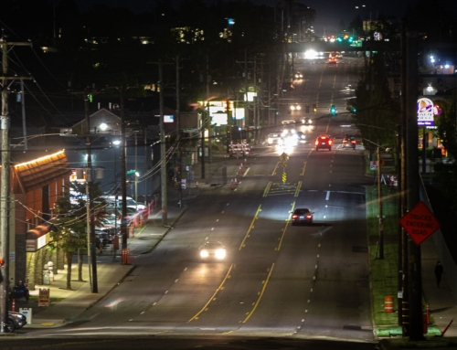 Oregon will lower speed limit on 82nd Avenue, install streetlights at intersection where 2 men died