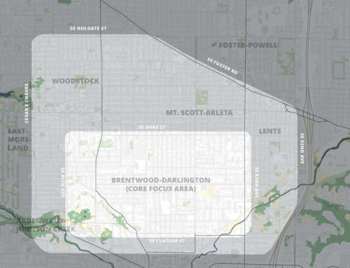 Lower Southeast Rising Area Plan Project