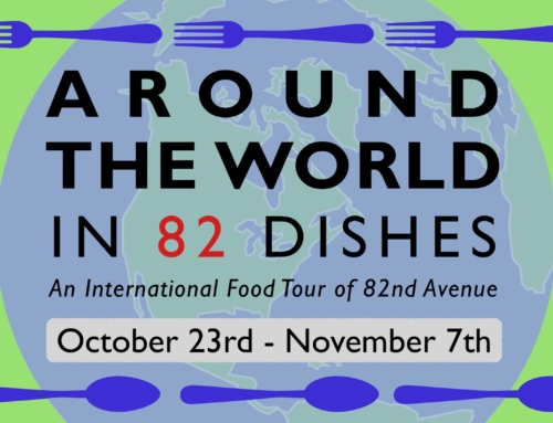 Around The World In 82 Dishes 2021