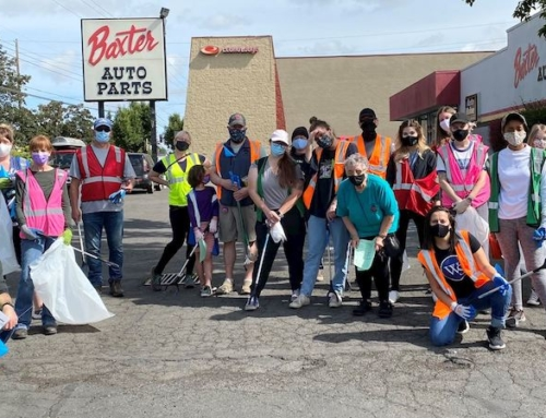 82nd Ave Cleanup Oct 23